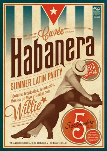 Habanera - Poster