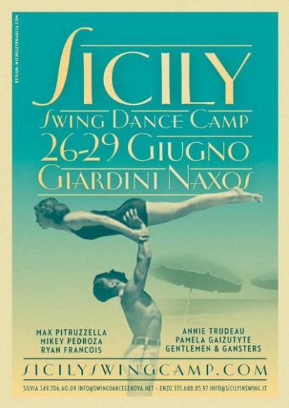 Sicily Swing Camp