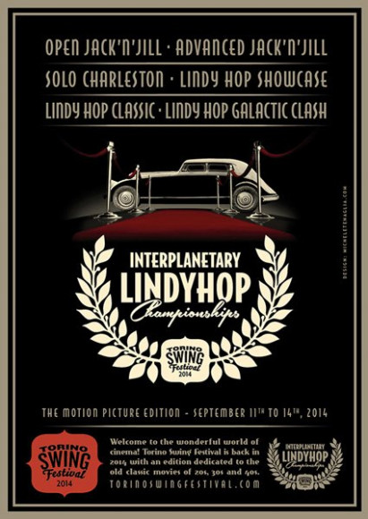 Torino Swing Festival 2014 - International Lindy Hop Championships