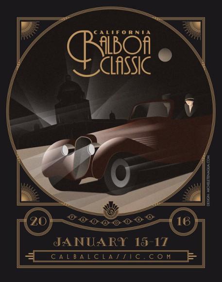 California Balboa Classic 2015 - Poster