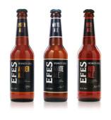 Efes Brewmasters Series - Bottiglie di birra