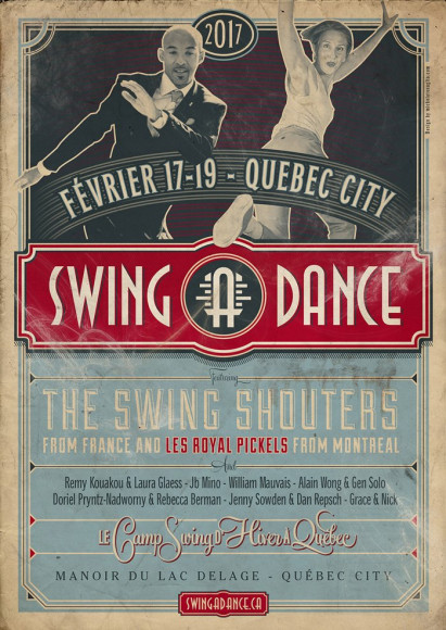 Swing-A-Dance (Canada 2017)