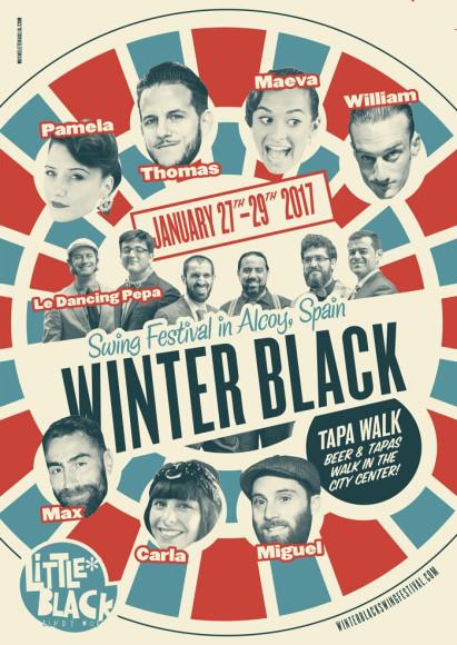 Winter Black (Spagna 2017)