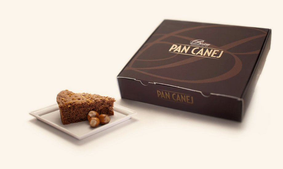 Pasticceria Bosca - Packaging