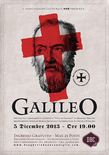Poster - Galielo