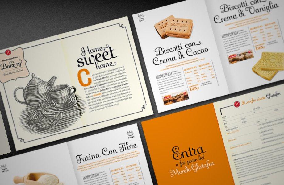 Glutafin - Brochure alimenti per celiaci
