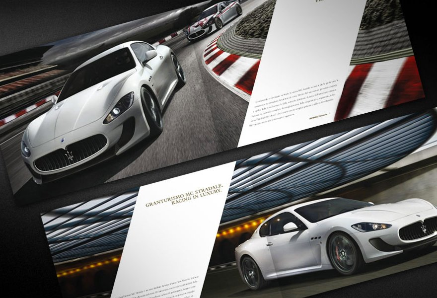 Maserati Mc Stradale - Brochure
