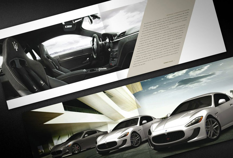 Maserati Mc Stradale - Brochure 4