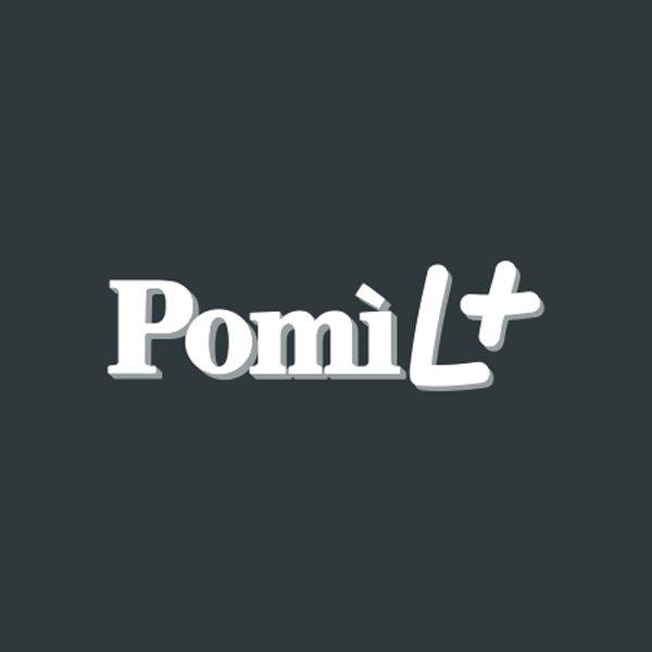 Pomi L+ - Logo