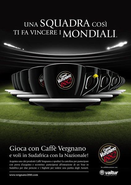 Caffè Vergnano - Poster