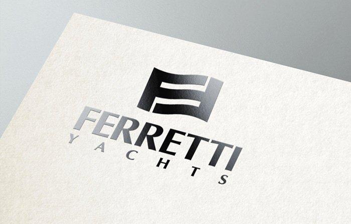 Ferretti Yachts - Logo