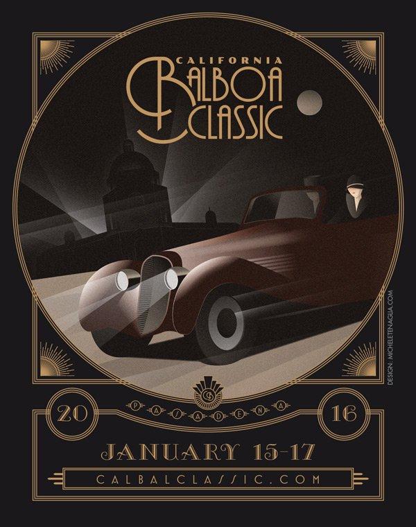 California Balboa Classic 2015 - Flyer Front