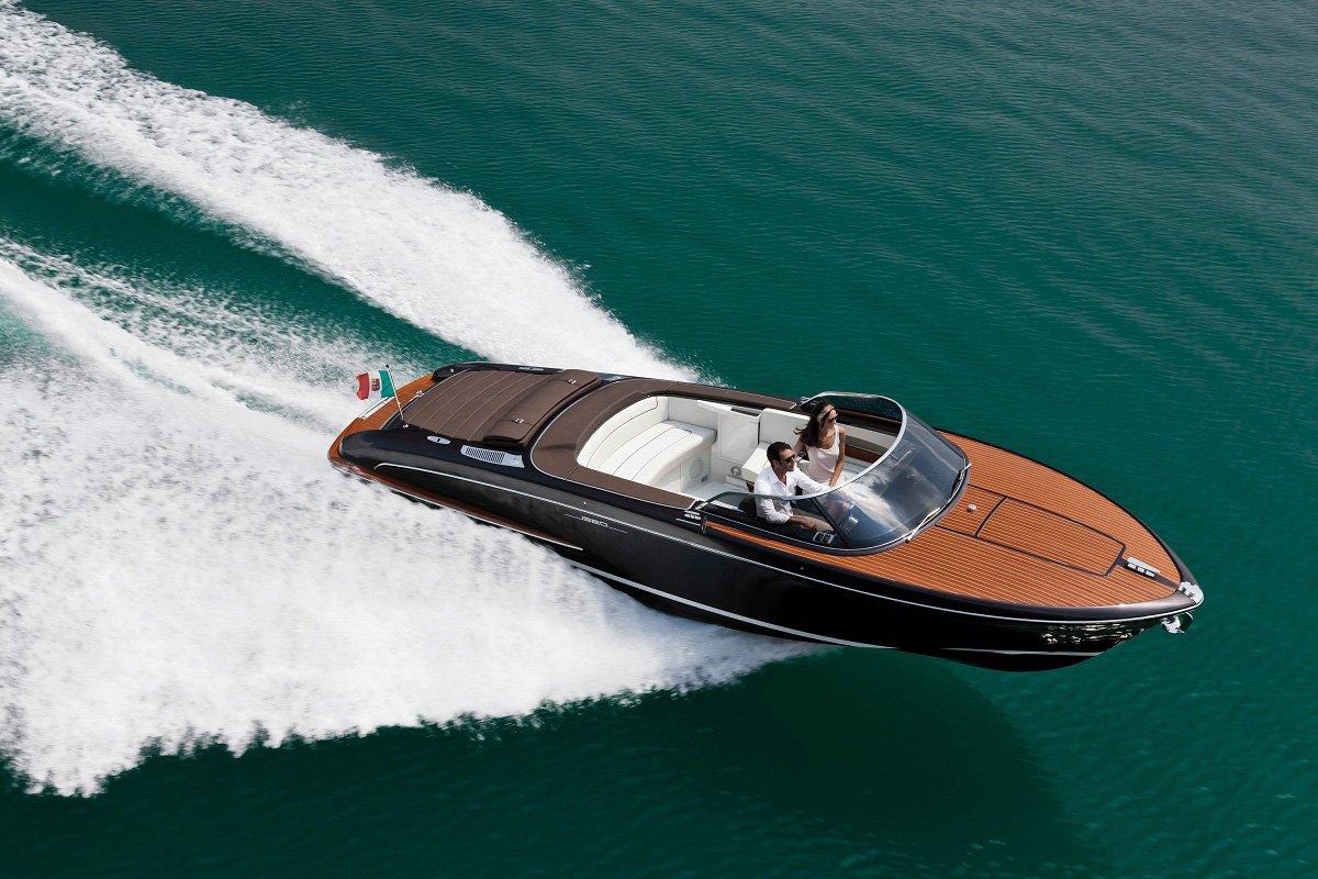 Ferretti Yachts Michele Tenaglia Design