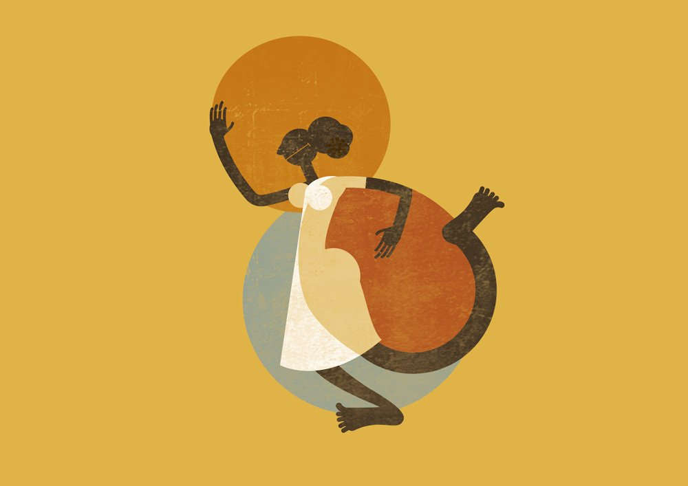 Feel Good Swing - Illustration - Solo Jazz